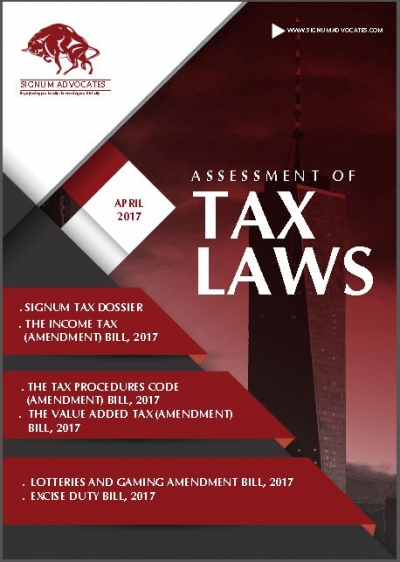 Signum - Assessment of tax Laws
