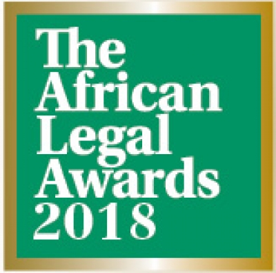 Nominee African Law Firm of the Year - Small Practice